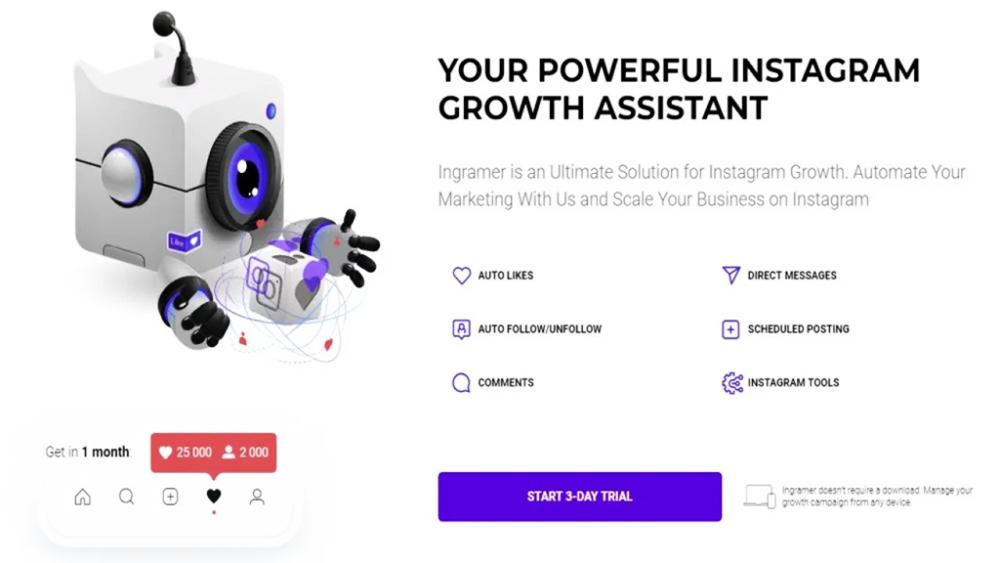 Ingramer- SocialCaptain review alternatives