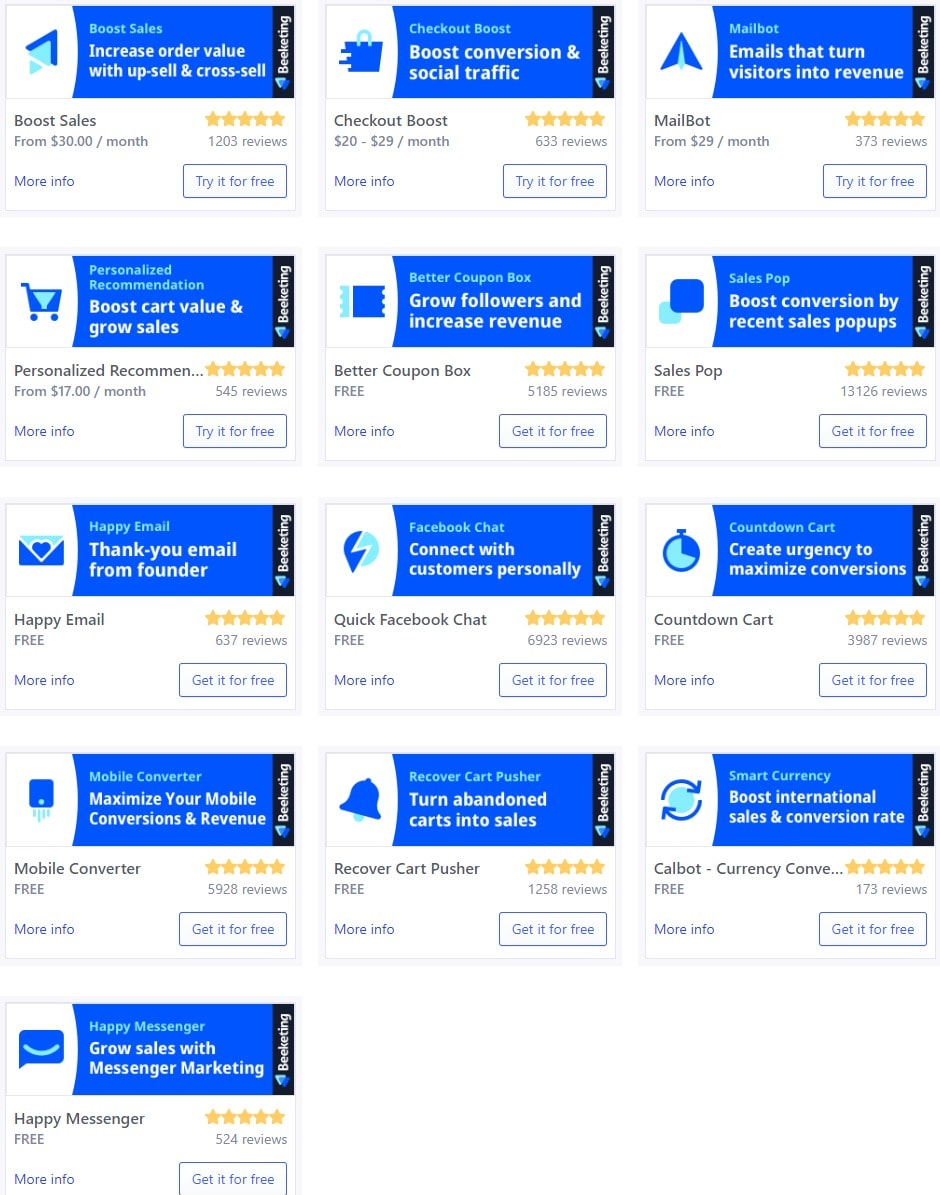 Beeketing coupon discount -Plans and Price