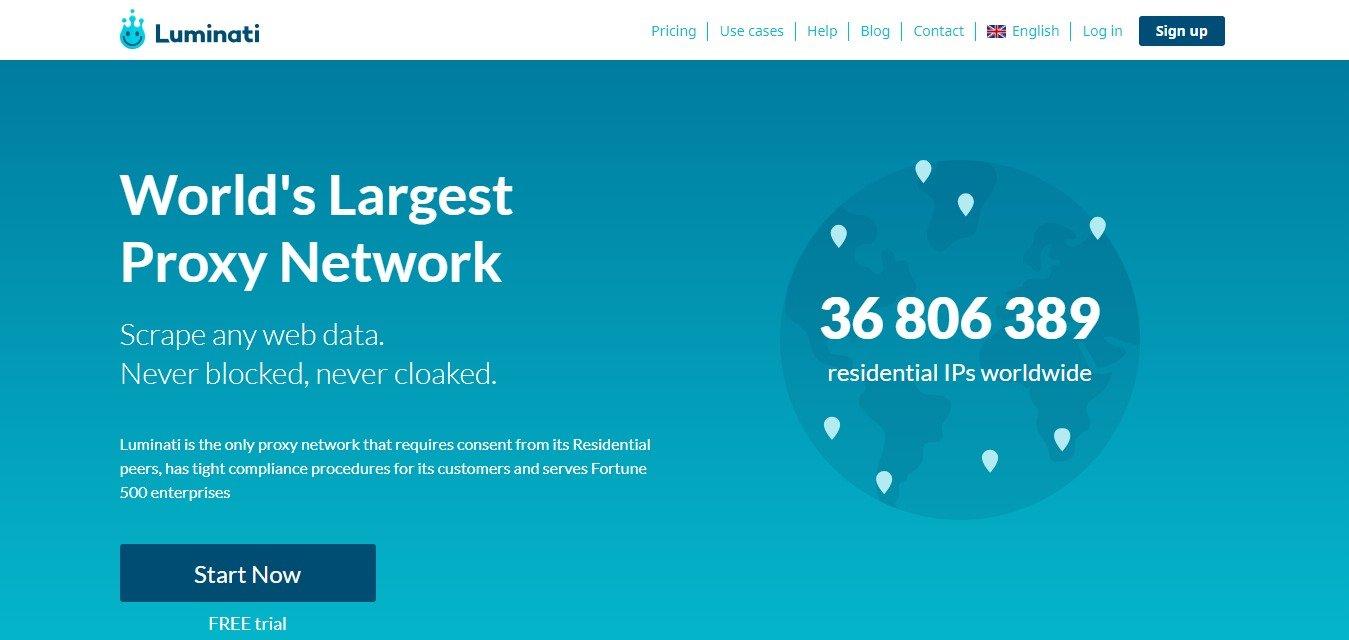 luminati coupon codes -Largest Proxy Network