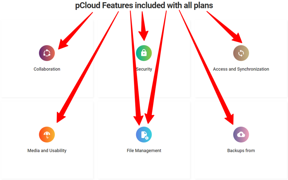 pCloud - File Security Made Simple pCloud