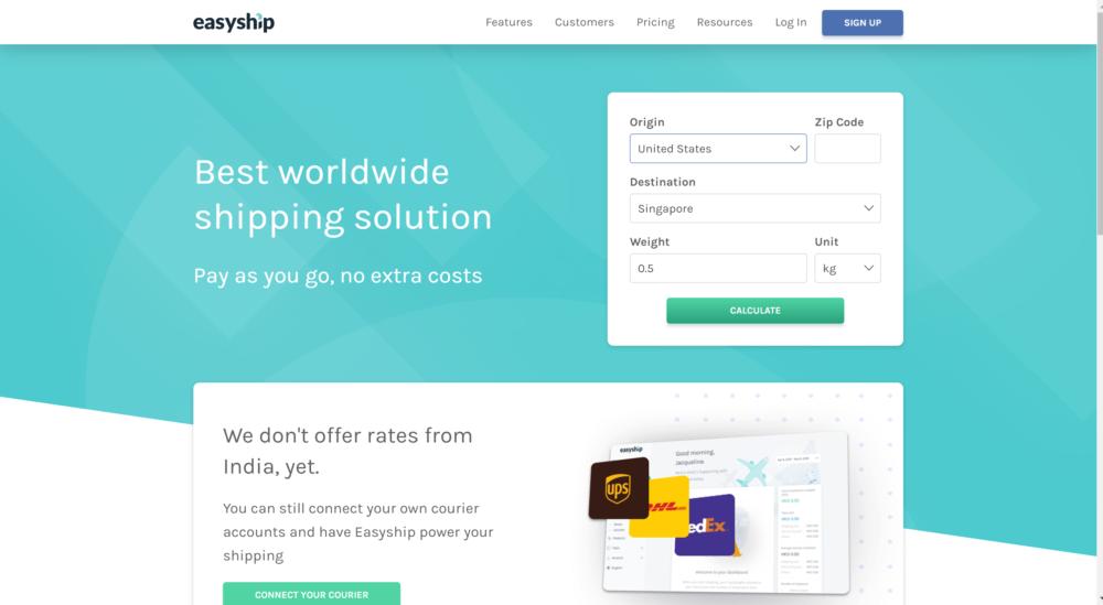 EasyShip shipping discounts- EasyShip discount coupon codes