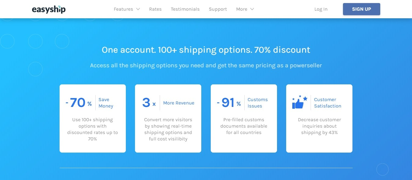 Easy Ship Discount Coupons [Latest [September 2019 ]] – 70