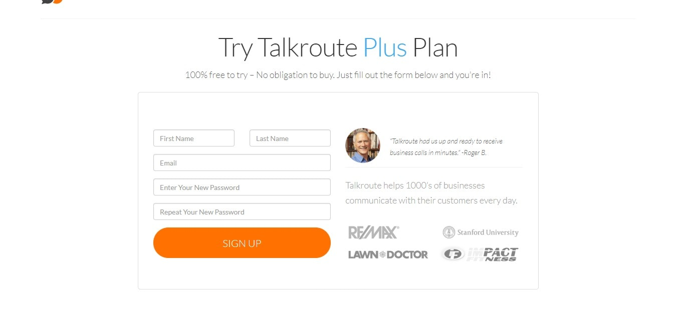 Use OF Talkroute Coupon Codes