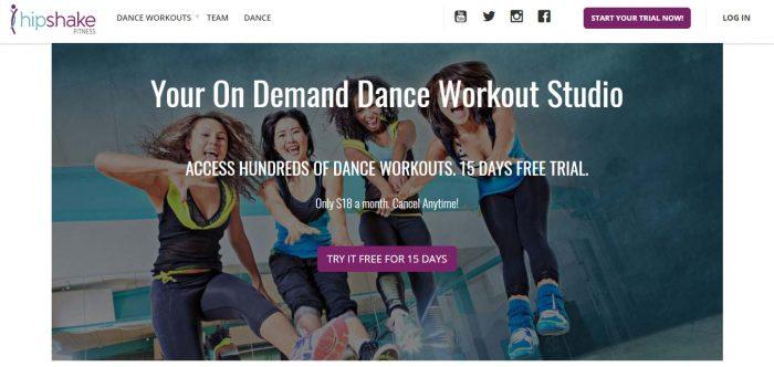Hip Shake Fitness Coupons