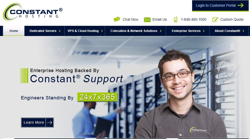 Constant Hosting Coupon Deals - get your offer now