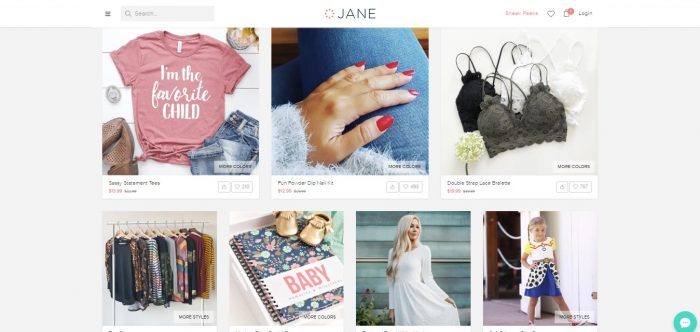 Jane Coupon Codes - buy product in cheapest
