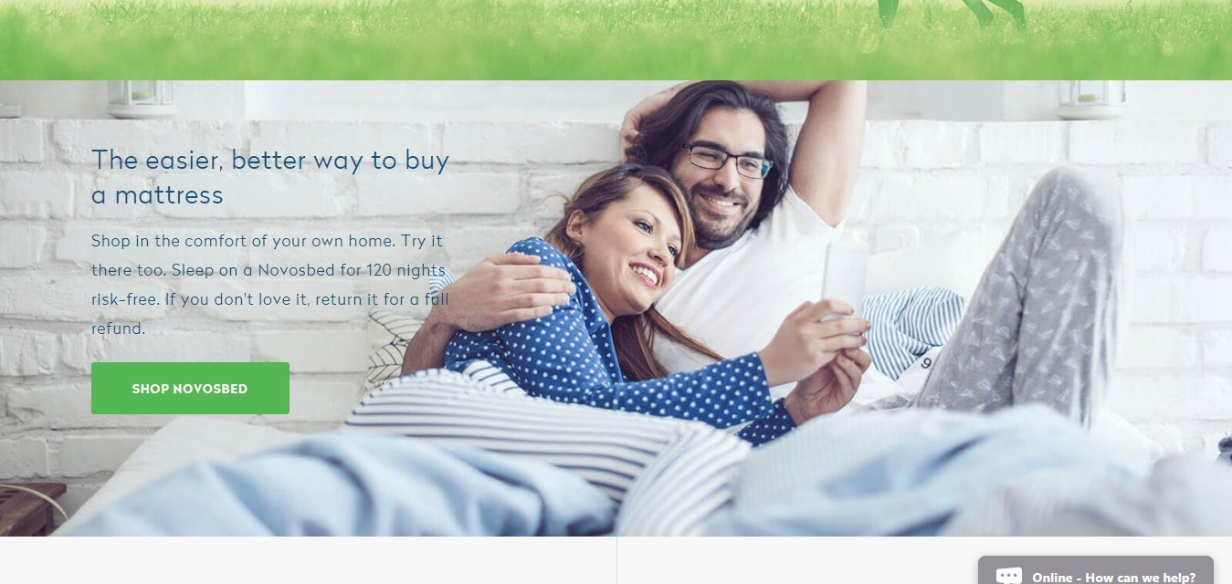 Easier Better way to buy mattress - Use Novosbed