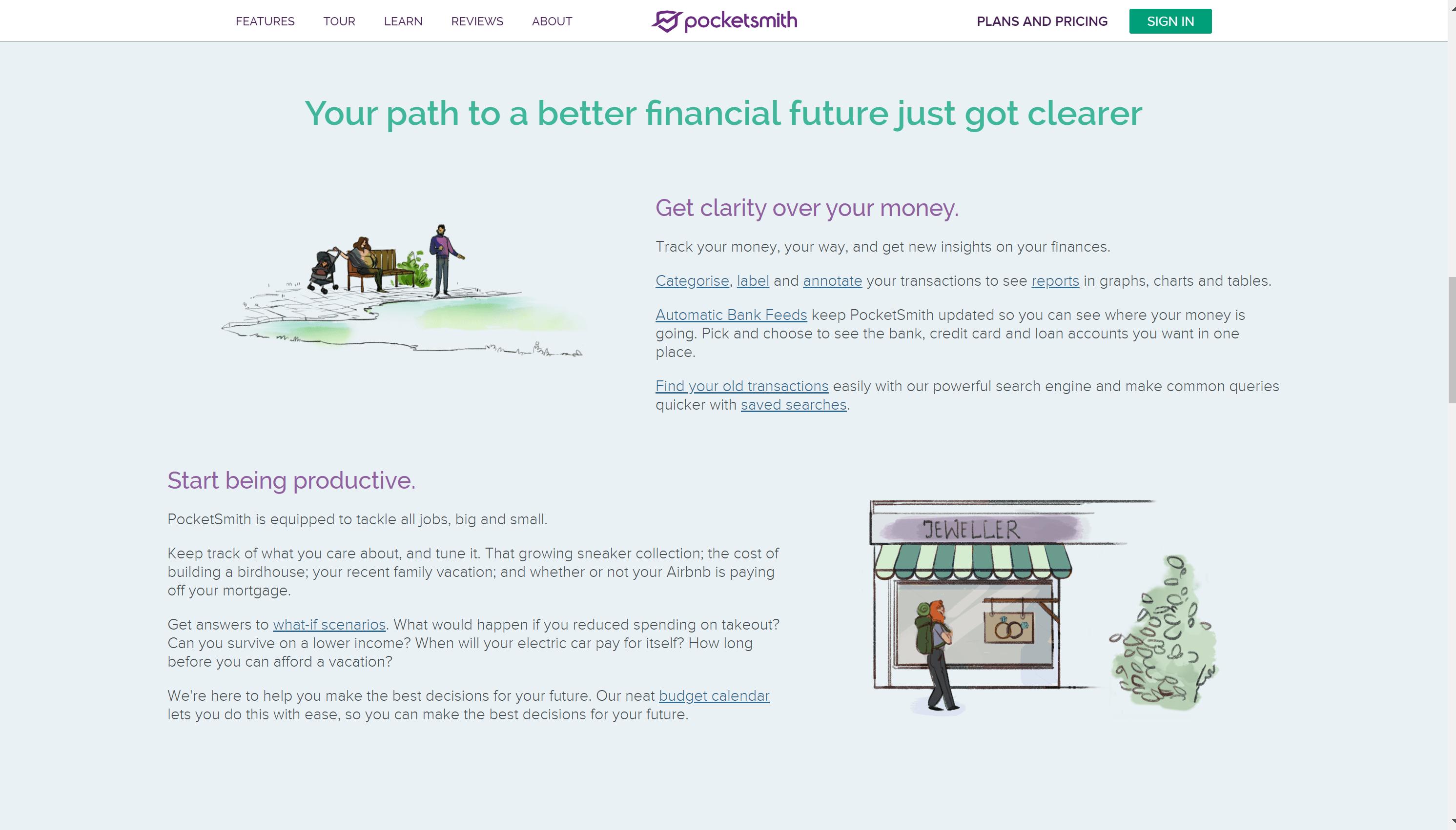 Why choose poscketsmith