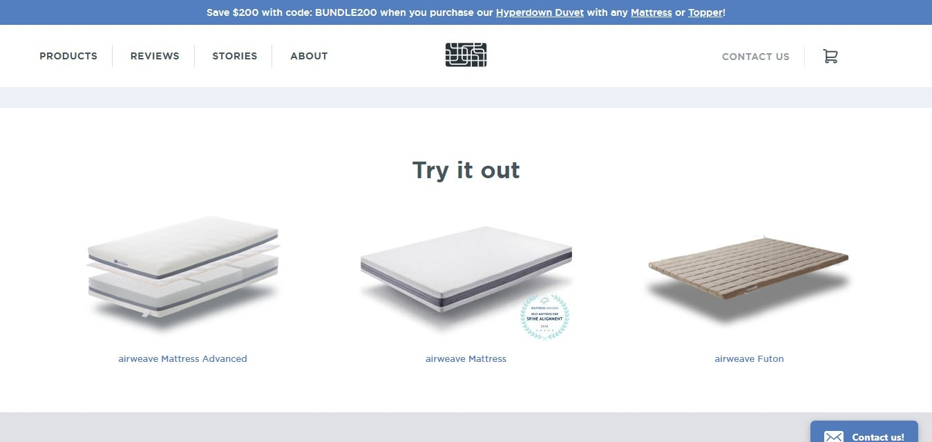 Try It Now - Best Comfort Mattress