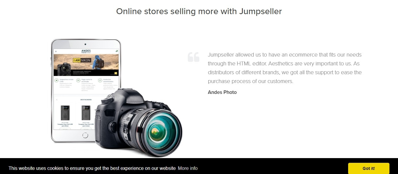 Jumpseller promo codes