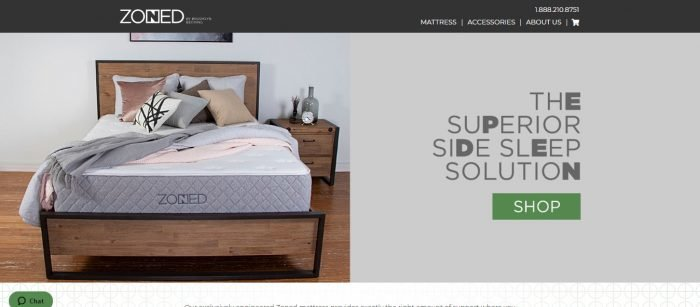 Zoned Mattress discount coupons - Sleep Solution