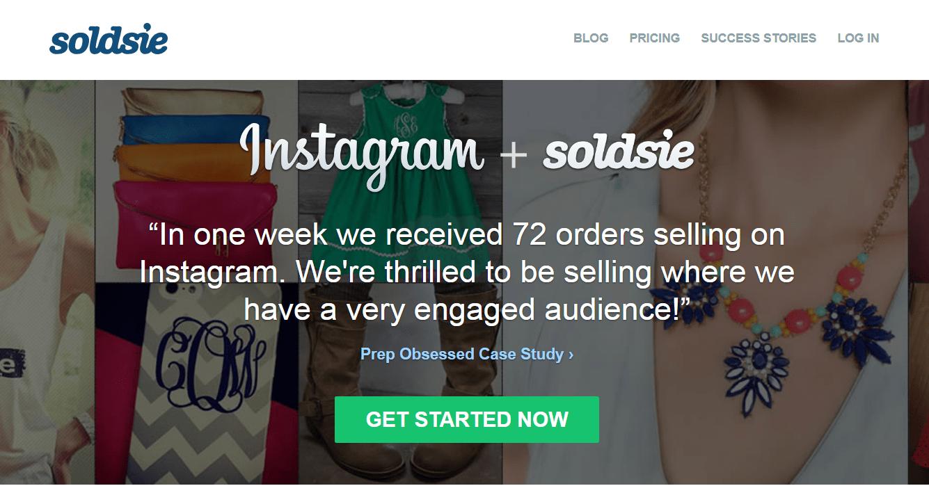 Soldsie Review-Soldsie Instagram