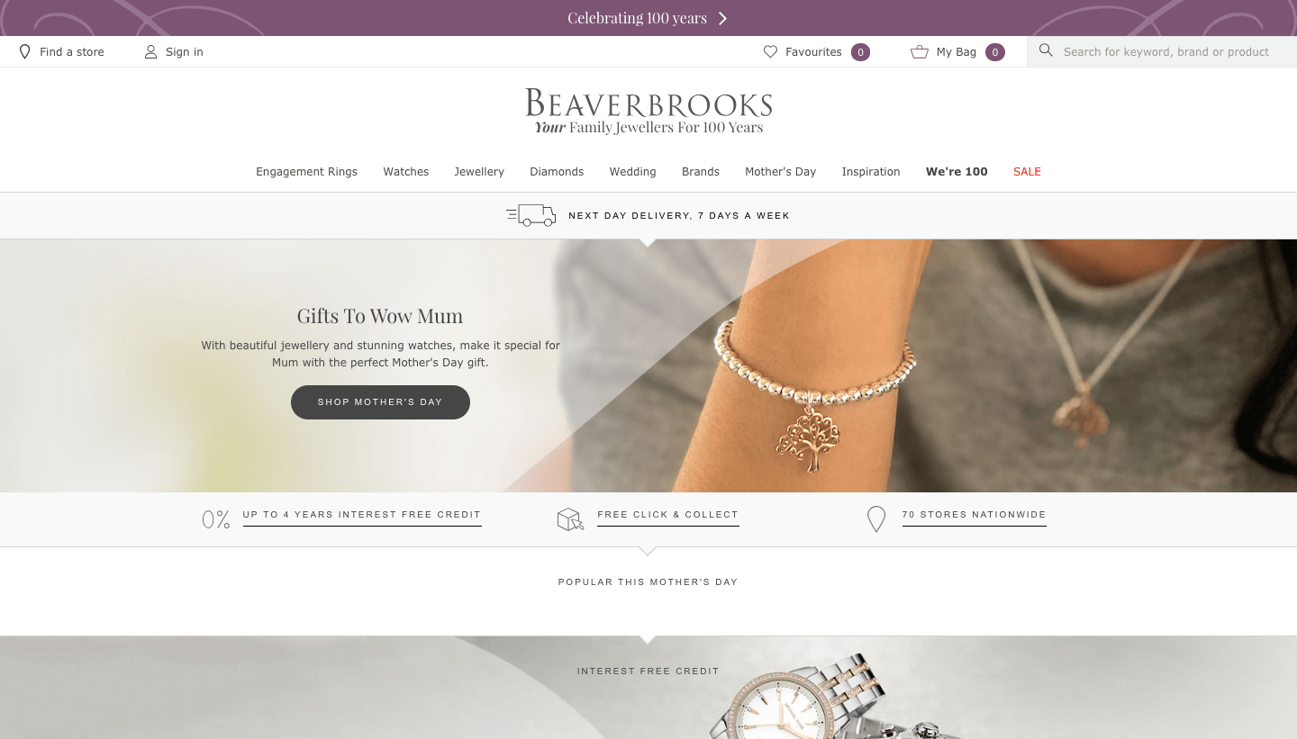 Beaverbrooks coupons