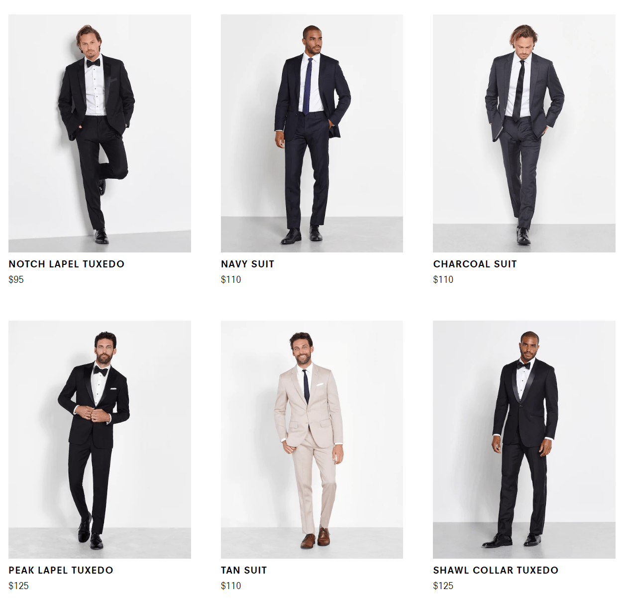 the black tux glendale discount - Review
