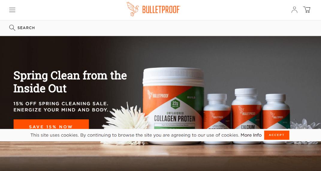 Bulletproof Coupon Codes-Bulletproof