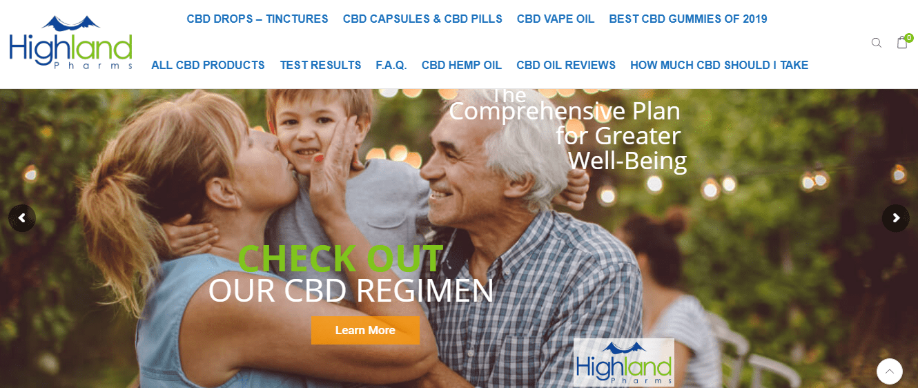 Highland Pharms Coupon Codes-HighLand