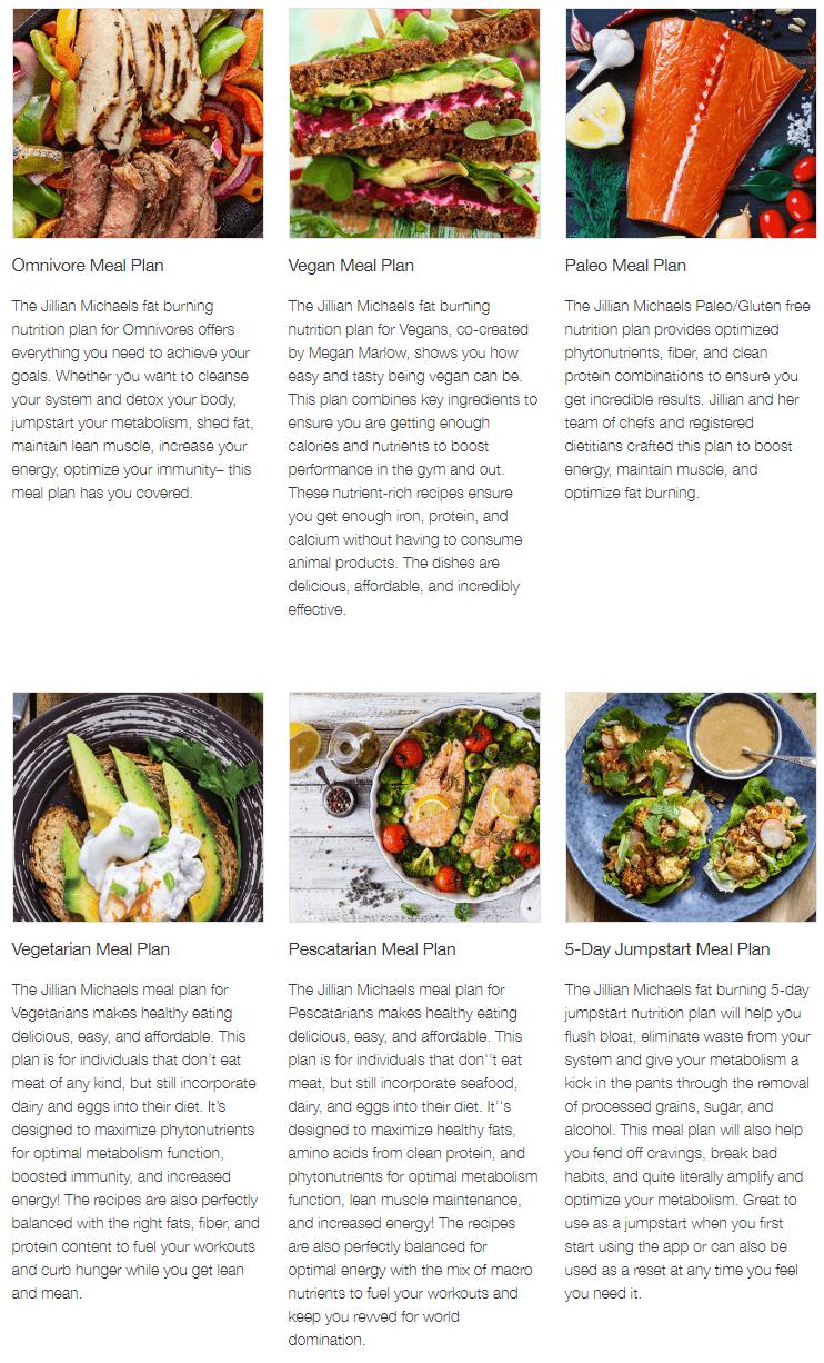 Jillian Michaels Review- Diet Plan