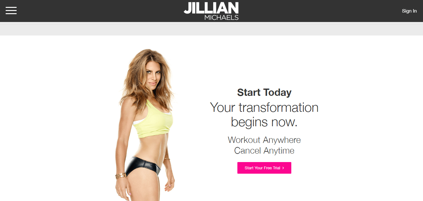 Jillian Michaels discount codes