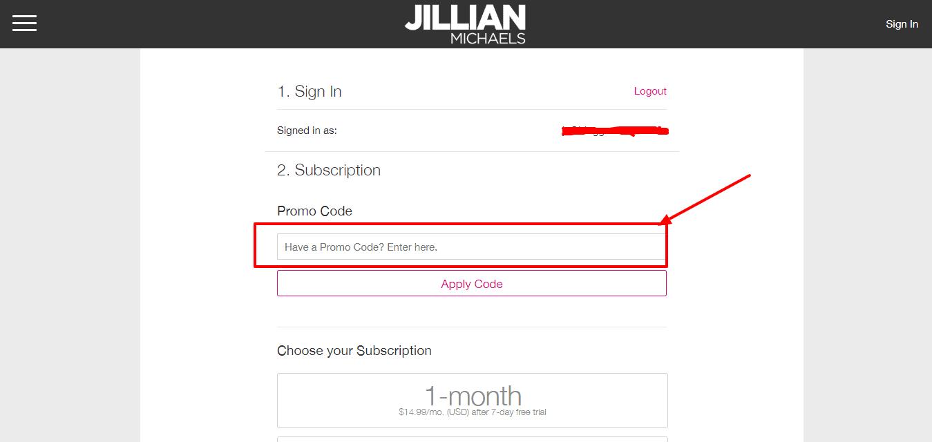 Jillian Michaels review coupon codes