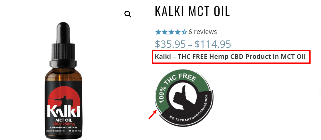 Hemplucid Discount Coupon Code-Kalki MCT Oil