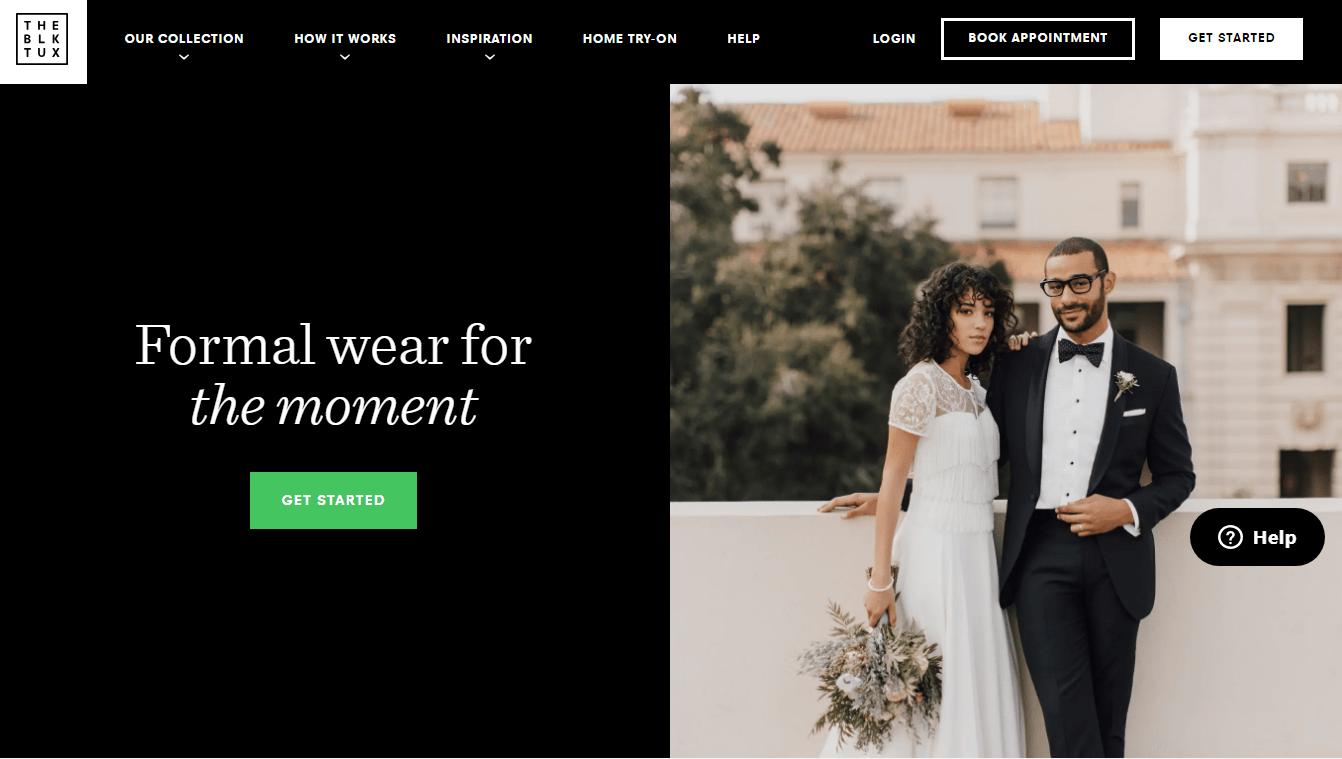 Premium -Suits - Tuxedos - The Black Tux Promo Codes