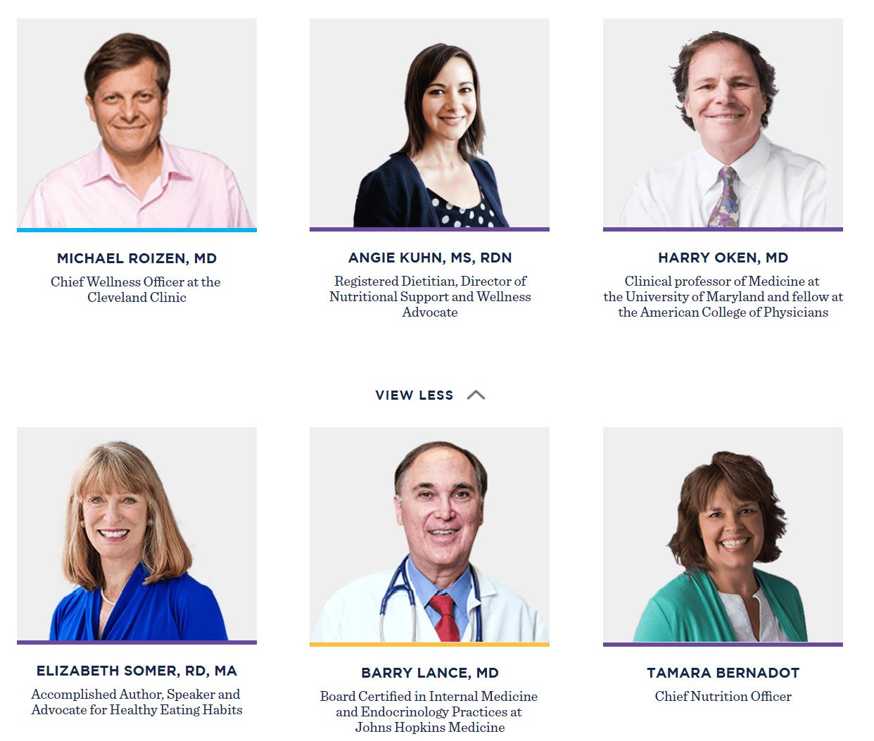 Persona Vitamin Coupon Codes-Advisory Board