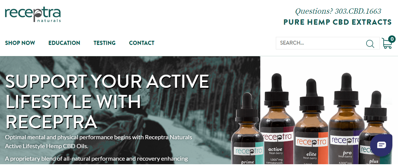 Receptra Naturals Coupon Codes {Updated August [2019 ]}: 15% Off on