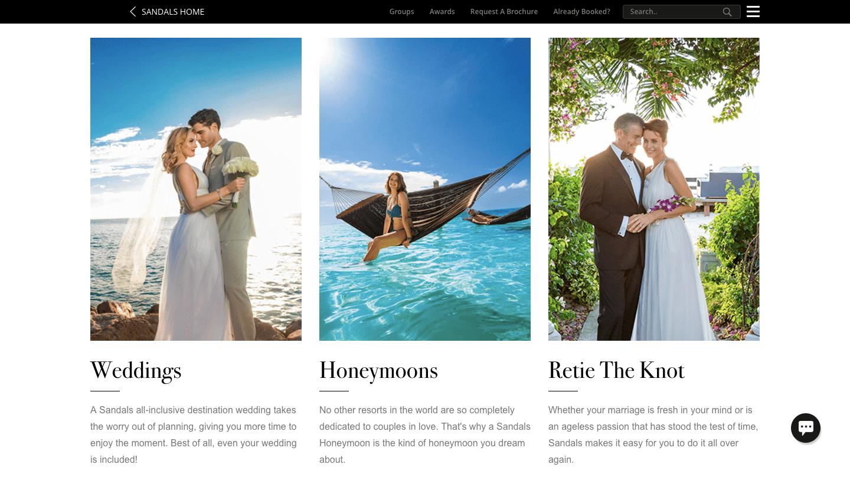 Sandals Resorts Reviews