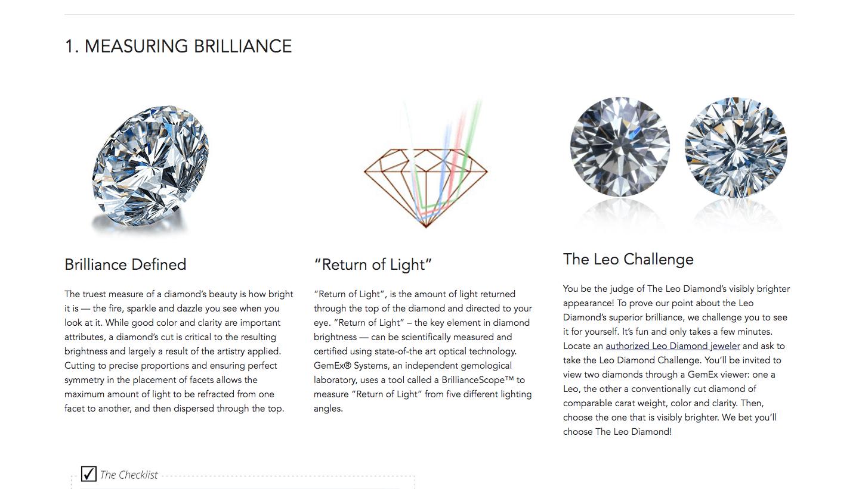 Leo -Diamonds - Review