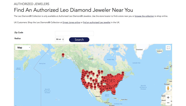 Leo Diamonds Review - authorized - jewelers