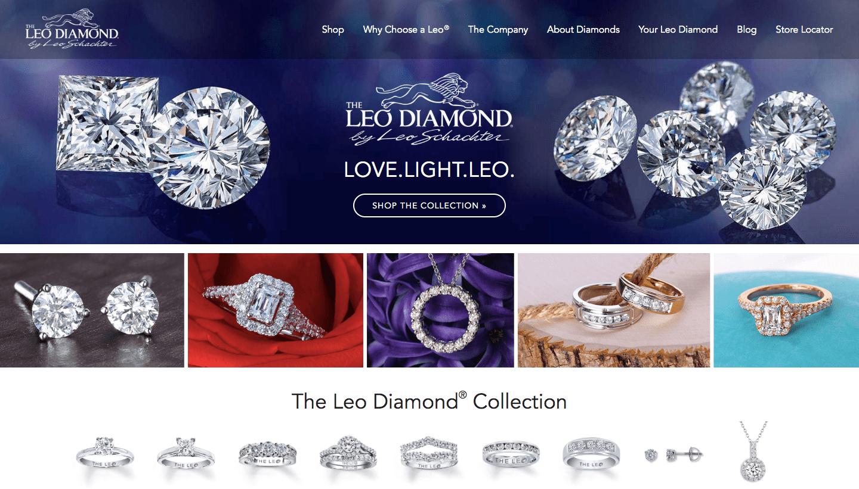 Leo - Diamonds - Review