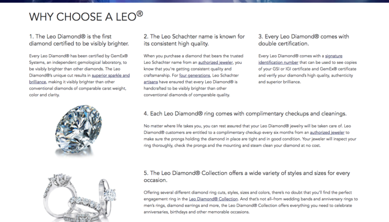 Leo Diamonds Review [Year]