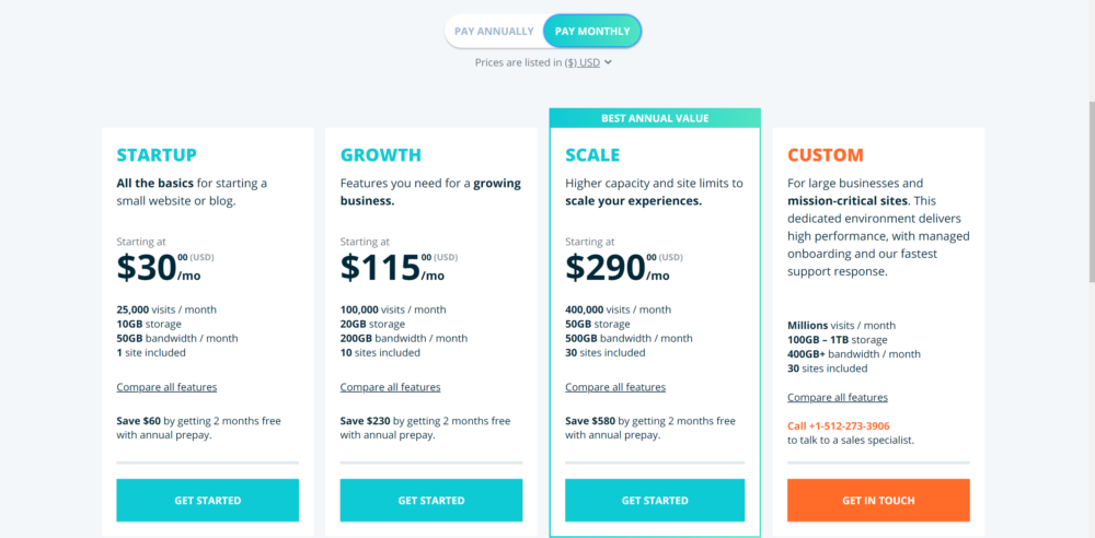 WPEngine Pricing Plans- Wp Engine Coupon Codes