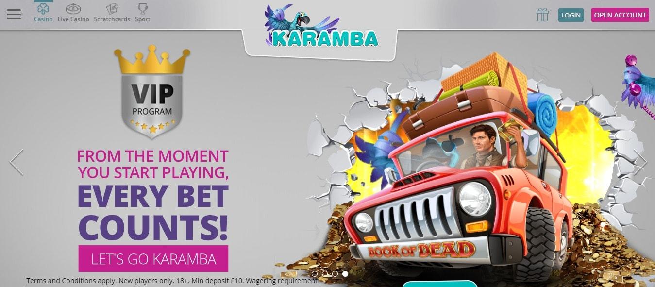 Karamba sports casino bonus codes