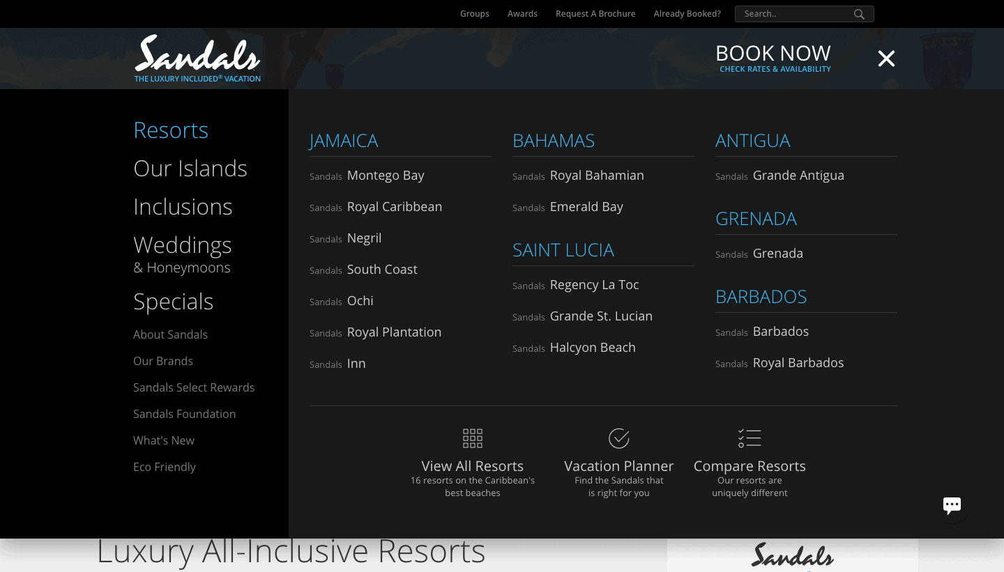 Sandals Resorts Reviews 2020: ALL EXCLUSIVE DEALS!