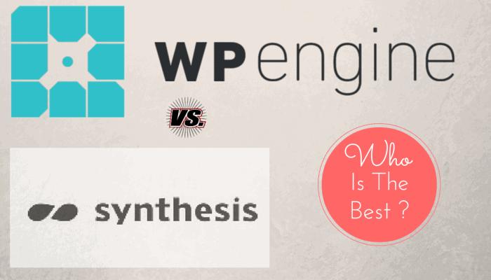 Wp Engine vs Synthesis WordPress Hosting- WP Engine Coupon Code