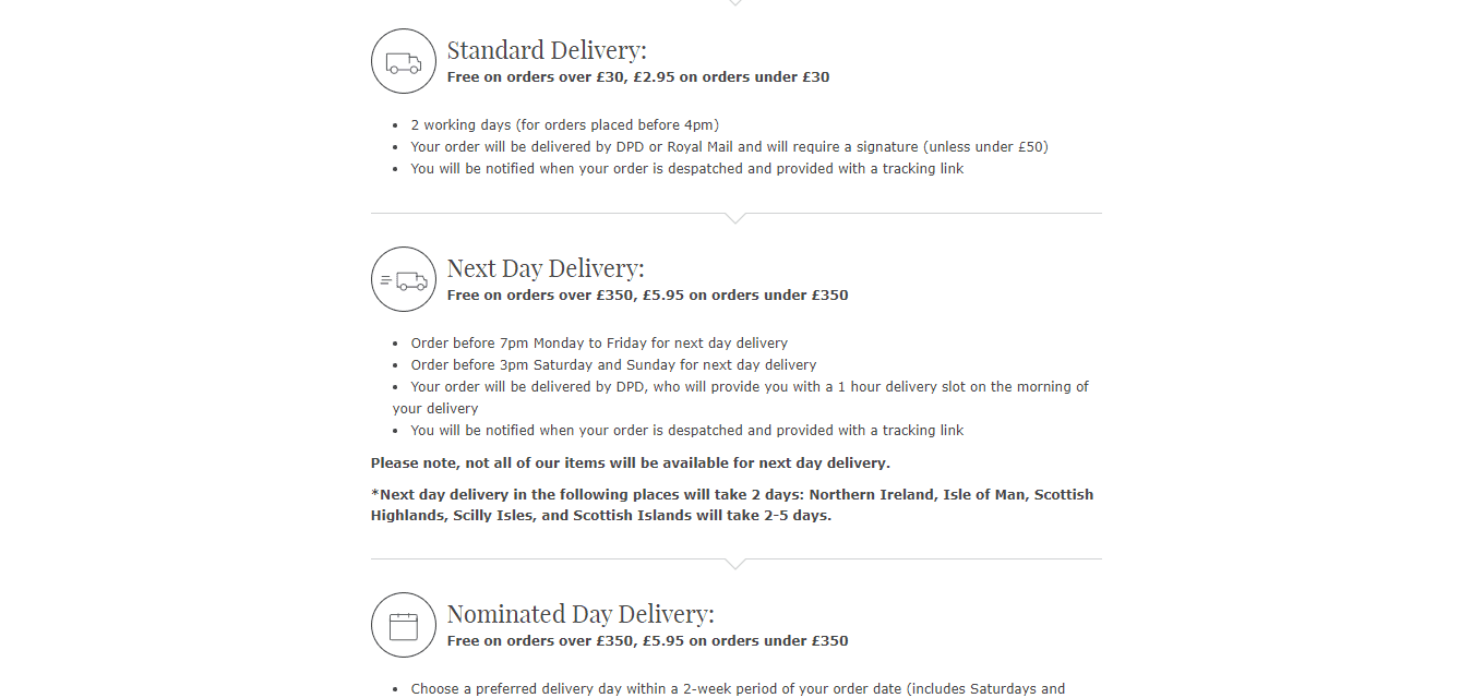Beaverbrooks delivery coupons