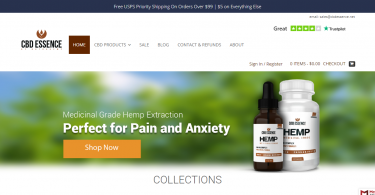 CBD Essence coupons and deals