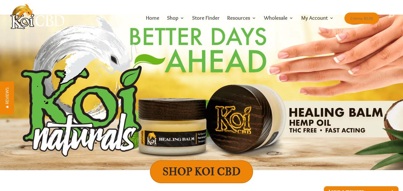 Koi CBD coupons and deals