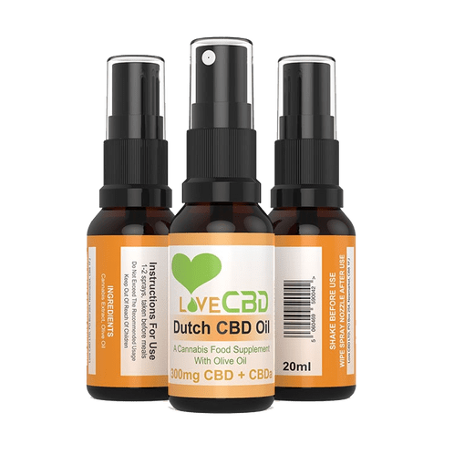 LOve CBD Oils deals