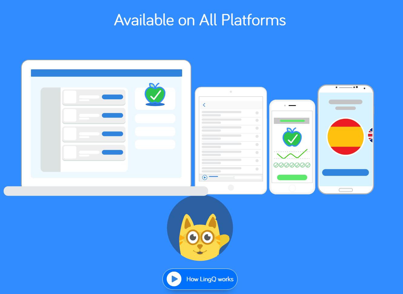 LingQ Coupon Codes- All platforms