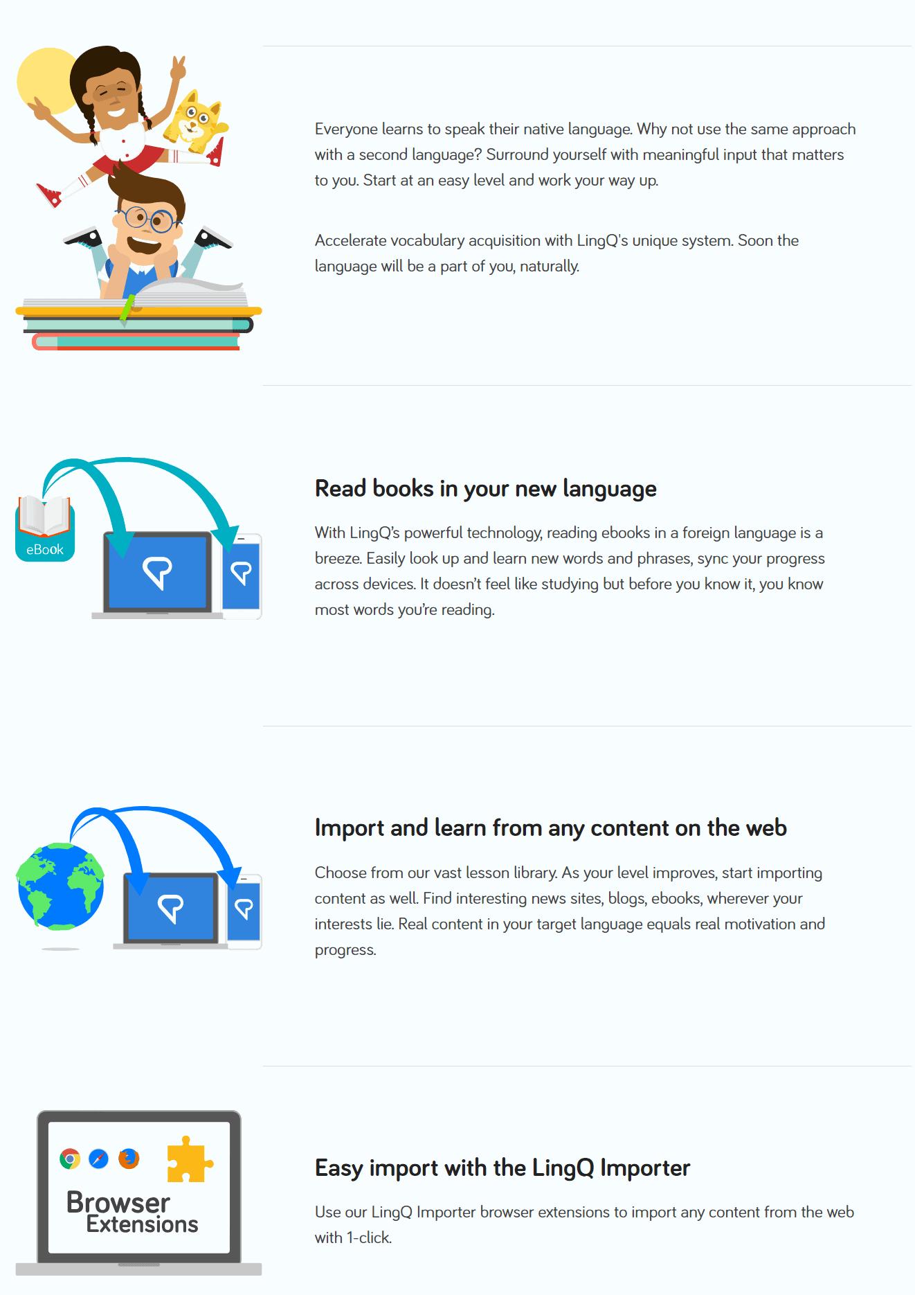 LingQ Coupon Codes- Why Choose LingQ