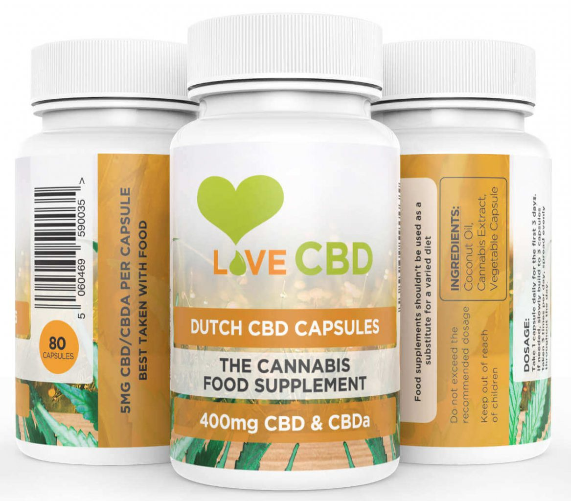 Love CBD discount offers