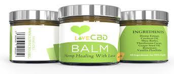 Love CBD offers and deals balms