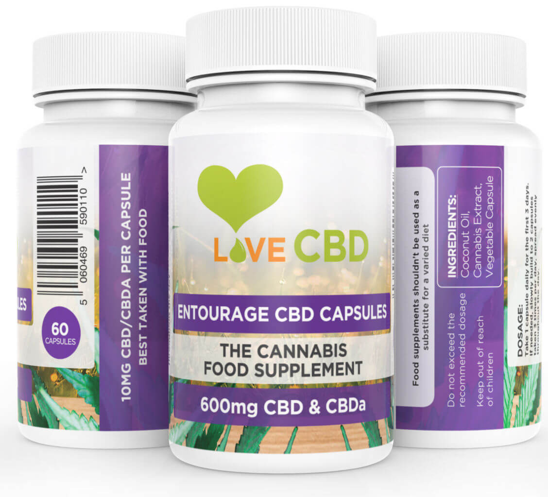Love CBD reviews and coupons