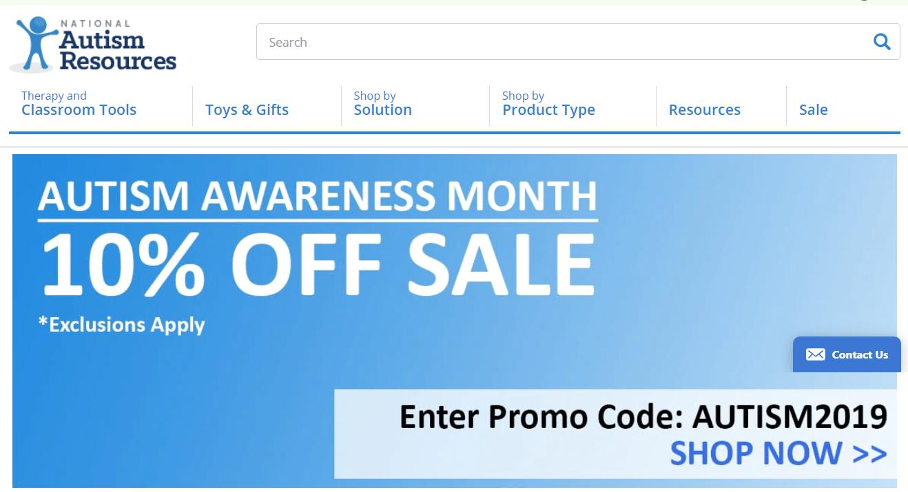 National Autism Resources Promo Codes