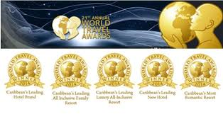 Sandals resort awards