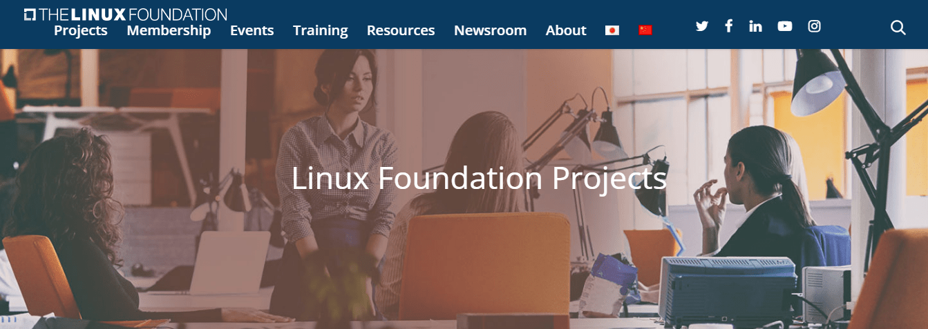 The Linux Foundation Project
