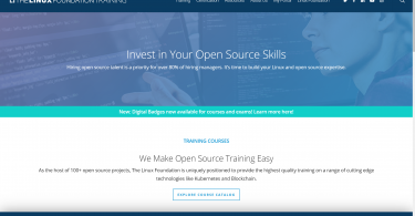 The Linux Foundation Training review
