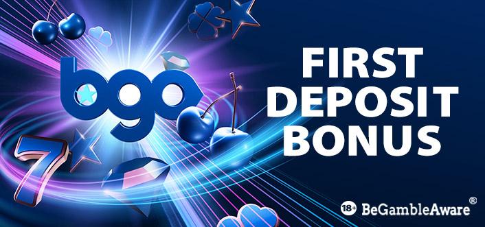 BGO casino bonuses